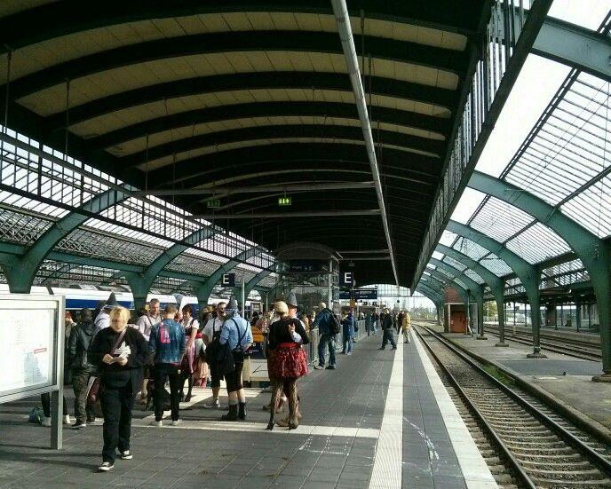 Oldenburg/Germany train station (photo: rswilden)