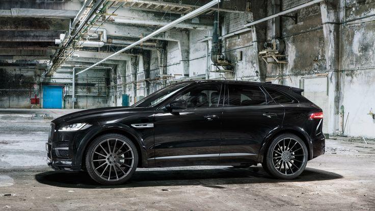 Hamann Jaguar F Pace Jaguar Wallpapers Hd Wallpapers Cars