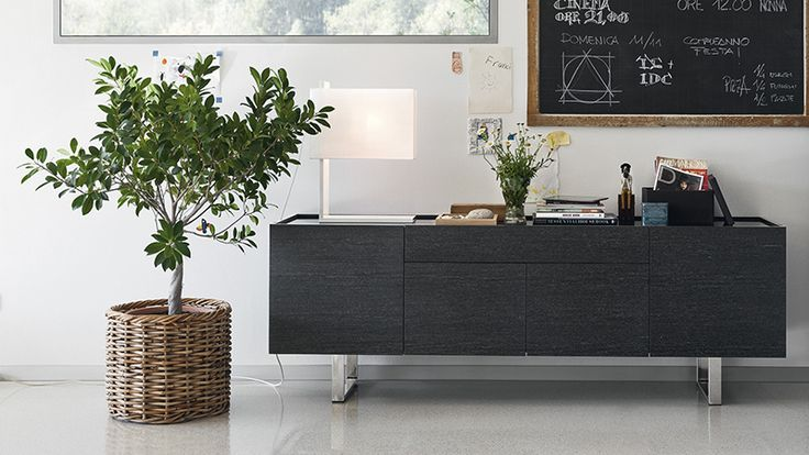 #MAGWOOD Wooden Sideboard By #Calligaris #indoor #furniture #wood #design #