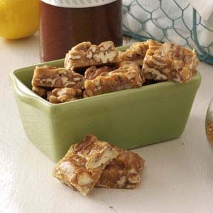 Southern Pecan Candy Recipe  Additional recipes available at www.GeorgiaPecans.org