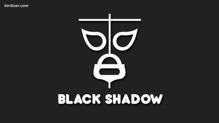 Black Shadow máscara wallpaper