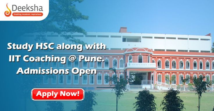Chance to pursue ‪#‎HSC‬ along with ‪#‎IIT‬ coaching in Pune. Hurry! ‪#‎Admissions‬ Open. Click http://ace.deekshalearning.com/dsat-reg-mah?utm_source=Facebook&utm_Campaign=R to join.