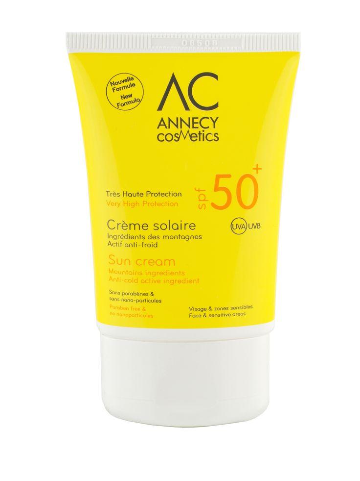 Doux Good - Annecy Cosmetics - Crème solaire SPF50+, très haute protection solaire