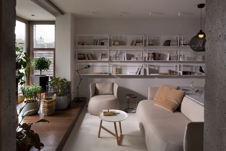 This Kiev-Based Apartment Has An Unreal Interior | Airows