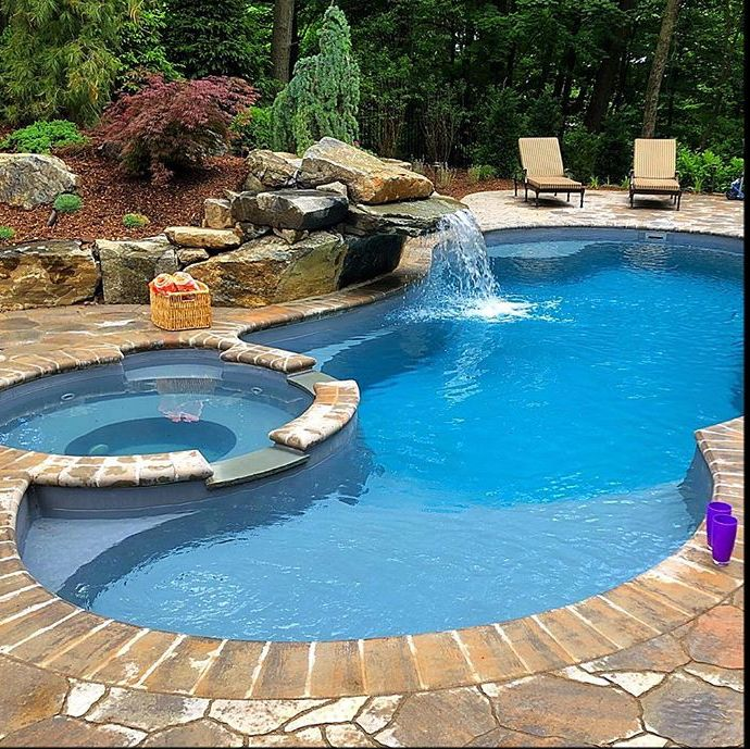 Congratulations to our friends at Dell Pools and Spas ...