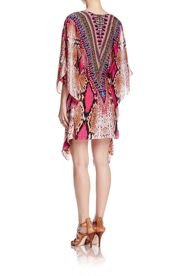 Silk Kaftans | Shop for Silk Kaftan Dress | Shahida Parides - Shahida Parides