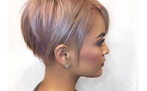 28+ Short hairstyles 2019 female ideas info