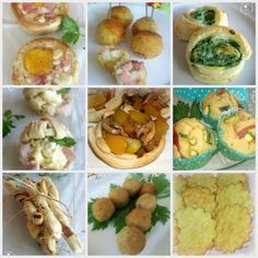 Raccolta di ricette di antipasti sfiziosi