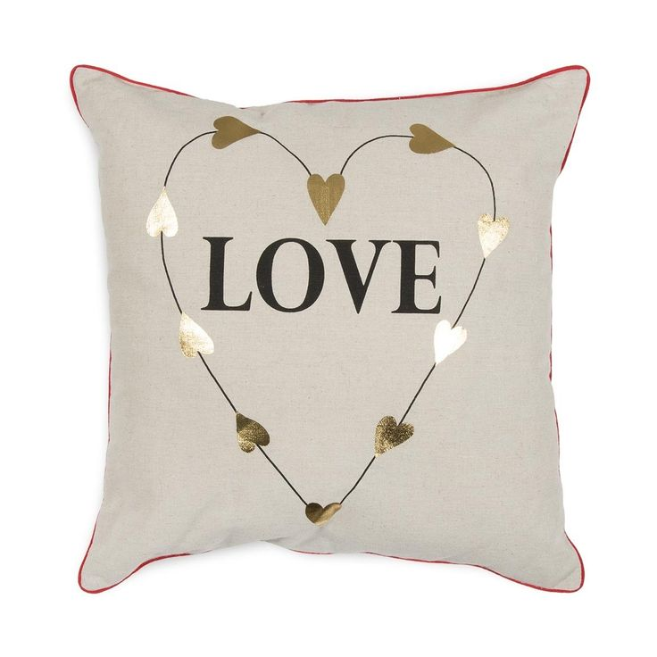'Love' Scatter Cushion