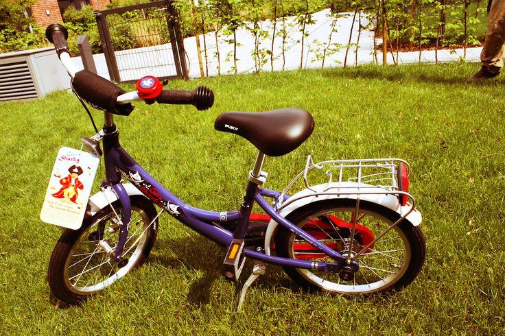 Capt´n Sharky #Kinderfahrrad von #Puky im Test // #bike #fahrrad #DADDYlicious