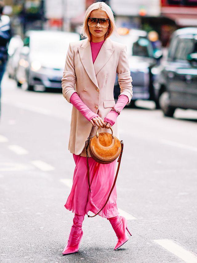 London Fashion Week 2017 September Street Style
