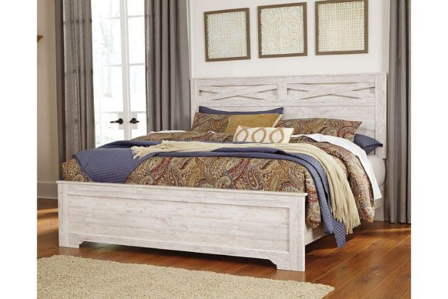 Briartown King Panel Bed Queen Panel Beds Panel Bed Bedding Sets