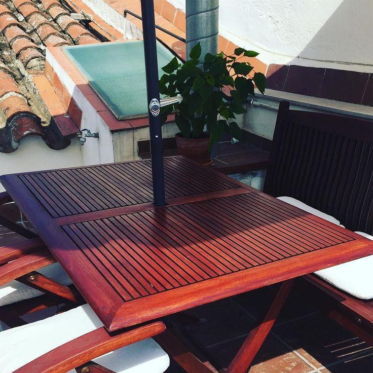 Quieres restaurar tus muebles de teka? Hoy en artencasa restauramos una mesa de teka  No te lo pierdas  Vídeo tutorial paso a paso
