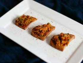 Dobrou chuť: Cuketa jako tatarák