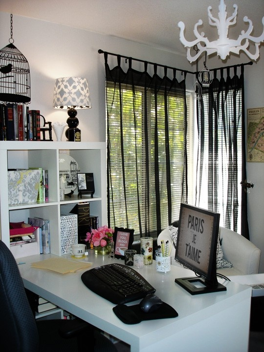 1000+ ideas about Black Sheer Curtains on Pinterest | Blockout ...