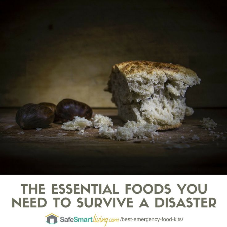 With unrest around the world, climate change, & catastrophic & natural disasters, having an emergency food kit prepared is essential
