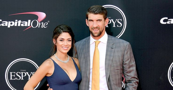 Michael Phelps Gushes Over Wife Nicole Johnson in Sweet ESPYs 2017 Acceptance Speech: #johnson