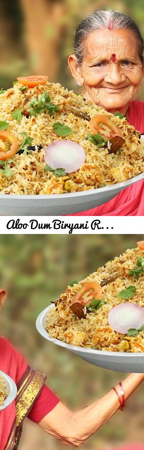 Aloo Dum Biryani Recipe by My Grandmother || Myna Street Food Myna Street Food The leading brand in Telugu Media & Entertainment & Indian Street Food industry now brings you all the Street Food on our latest and updated news only on our official YouTube page. Subscribe & Get Latest Updates. Please Subscribe For More Videos https://www.youtube.com/channel/UC6hfC0g01J801-49aRt9xRA/?sub_confirmation=1 facebook https://www.facebook.com/...
