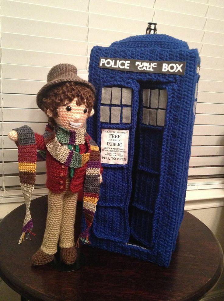131 besten Doctor Who Inspiration Bilder auf Pinterest | Stricken ...