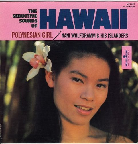 Polynesian Girl [CD]