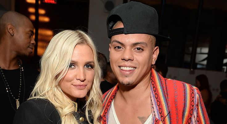 Ashlee Simpson and Evan Ross Welcome Baby Girl | POPSUGAR Celebrity