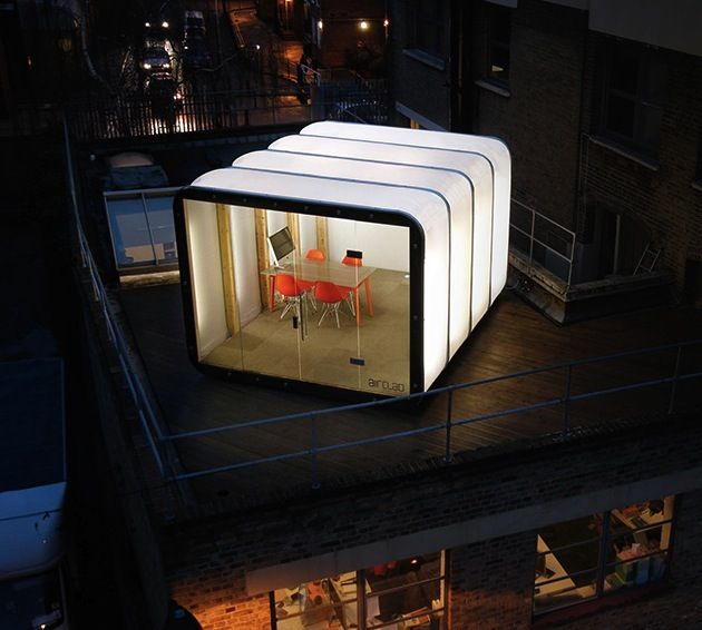 Outdoor Design: 12 Awesome Office Pods For Your Backyard | Inthralld