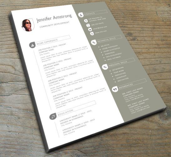 15 best Personal \/\/\/ Job hunting images on Pinterest Resume - resume templates google drive