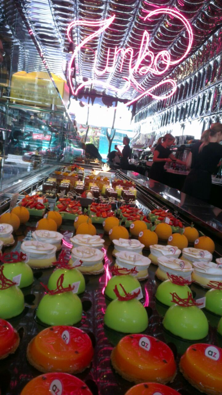 Adriano Zumbo | South Yarra. I have been here it's really nice but hard to get to...