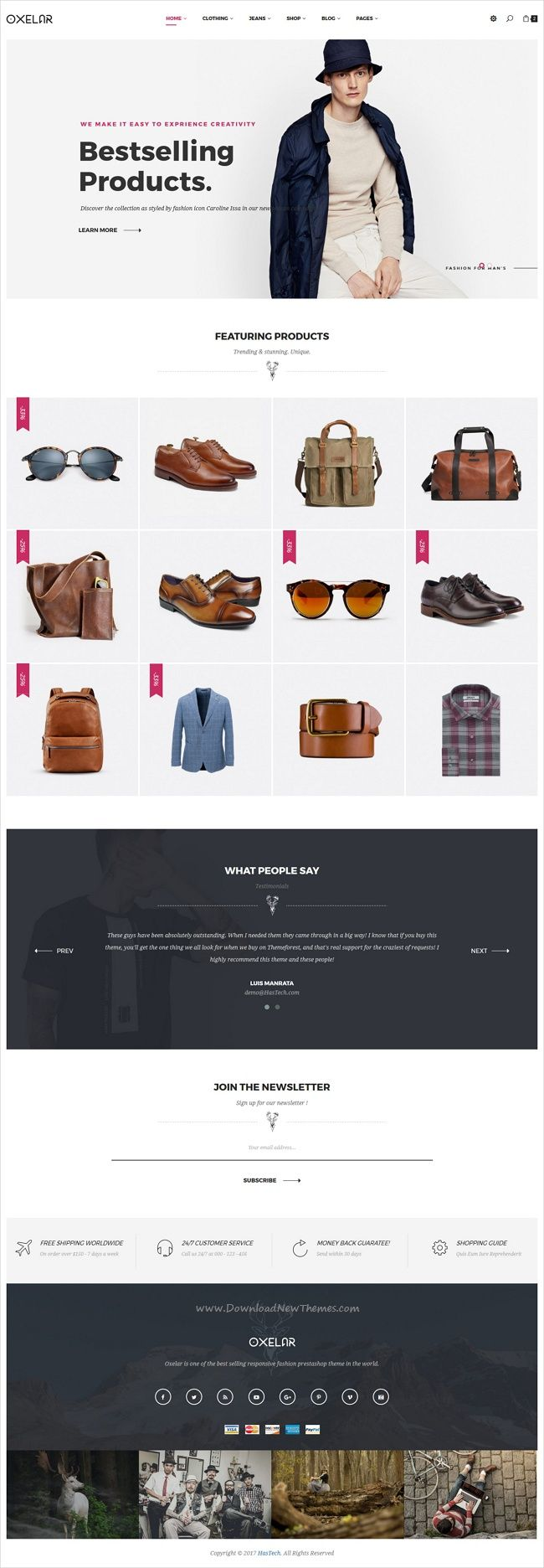 Oxealar is a wonderful 6in1 responsive #HTML bootstrap template for #webmaster stunning #eCommerce websites download now➩ https://themeforest.net/item/oxelar-multipurpose-ecommerce-template/19363915?ref=Datasata