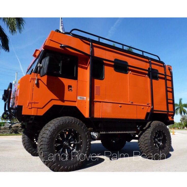 113 Best Images About Expedition Vehicules