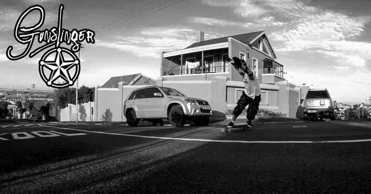 It's a super sunny #toesidetuesday & our #csskateteam homie @crazyjapctown kicks one out on his @gunslinger_sa Grenades.  Take a study break to get stoked get out & go skating!  Have a golden one fam!   #csskateshop x #gunslingerlongboards