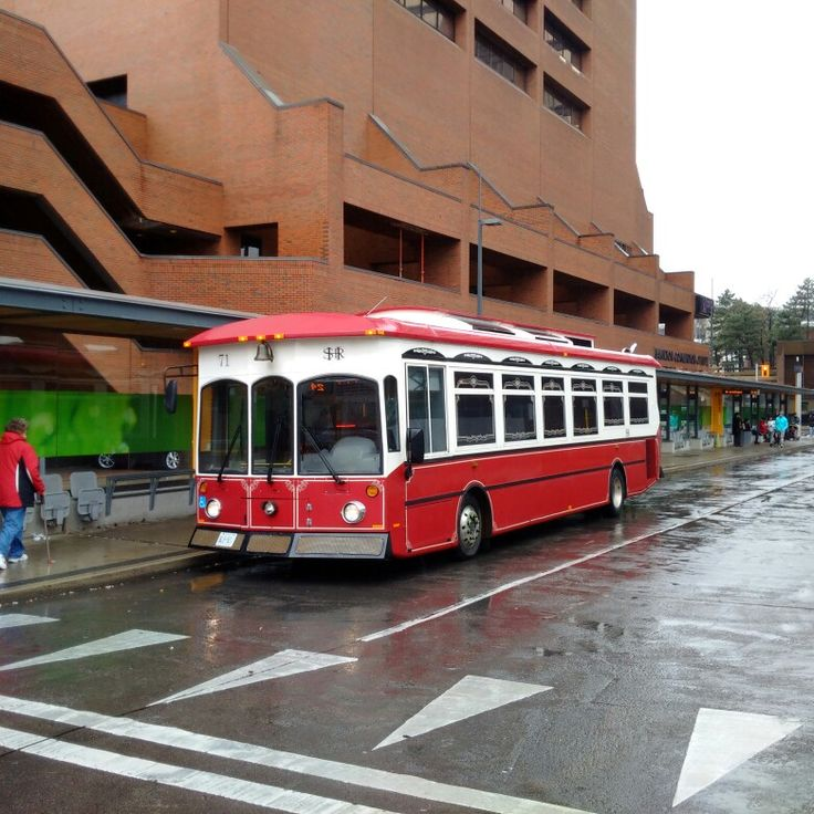 Hamilton Street Railway's #71: 2007-08 Dupont Champlain 1608, used as a summertime shuttle to the Bayfront.