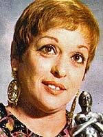 Norma Candal, was an actress and comedian who was best known for her role as Petunia on La criada malcriada.  Born: April 10, 1930, Fajardo Died: February 5, 2006, San Juan, Puerto Rico Movies: ...And God Created Them Education: The Catholic University of America, Universidad del Sagrado Corazon.