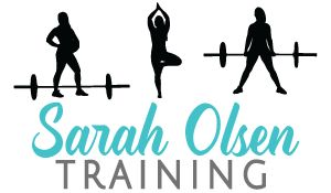 Sarah Olsen Training personal trainer online training for women