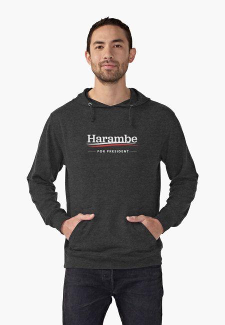 Harambe for President MEME