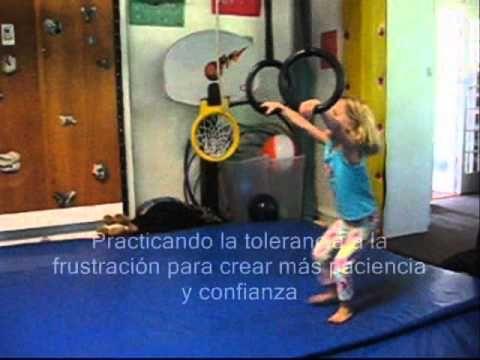 La Terapia sensoria de la Integración - Terapia ocupacional Pediátrica: La parte Uno