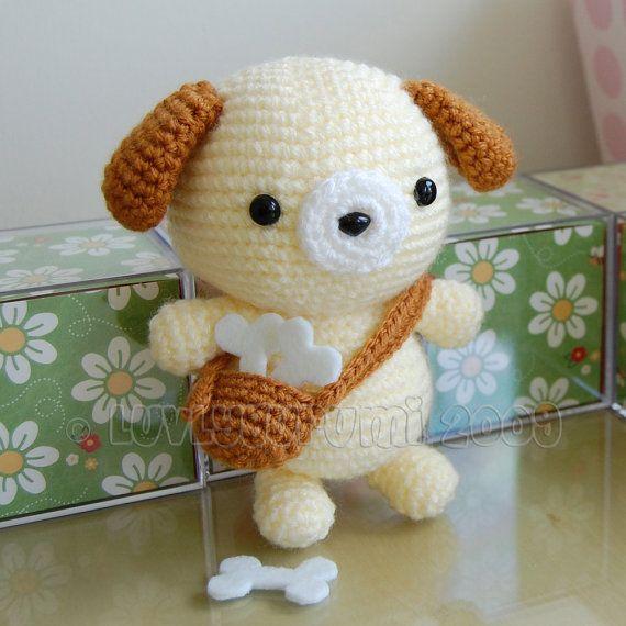 Doggy Gurumi Crochet Pattern by LuvlyGurumi on Etsy, $4.00