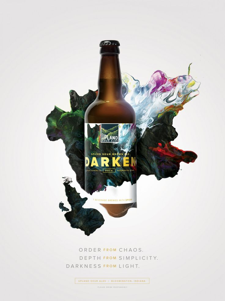 Upland: Darken | Ads of the World™