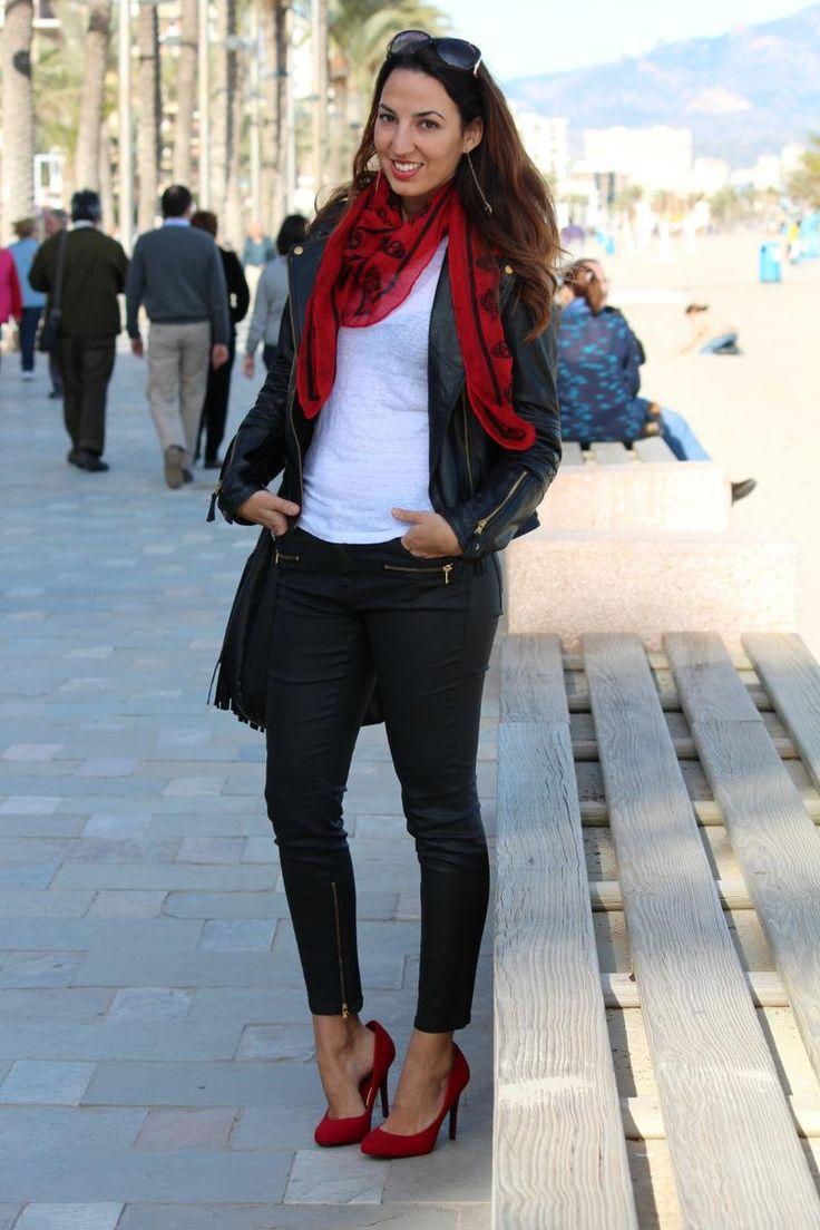 rocker chic fashion | Rocker chic - Paperblog