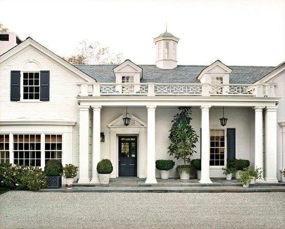 J'habite une grande maison parce que je suis trés cher comme ça!