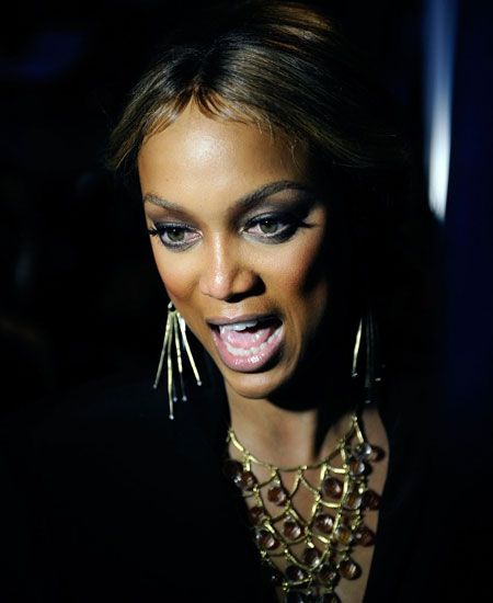 Tyra Banks On The Runway: 1000+ Images About Tyra Banks On Pinterest