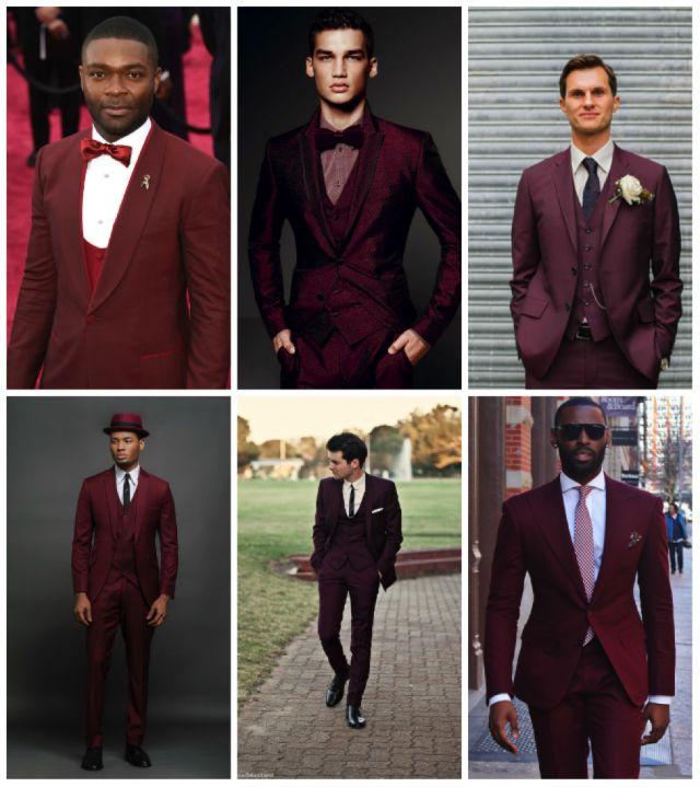 Different color dress shirt for suits