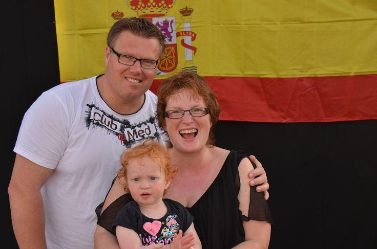 Ons gezin in 2014.  sienenco.nl