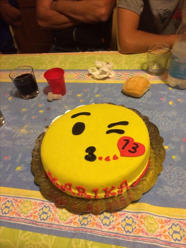 Torta pdz emotion smile