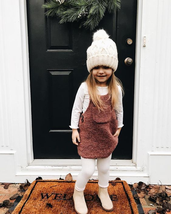 cute winter outfits for toddler girls