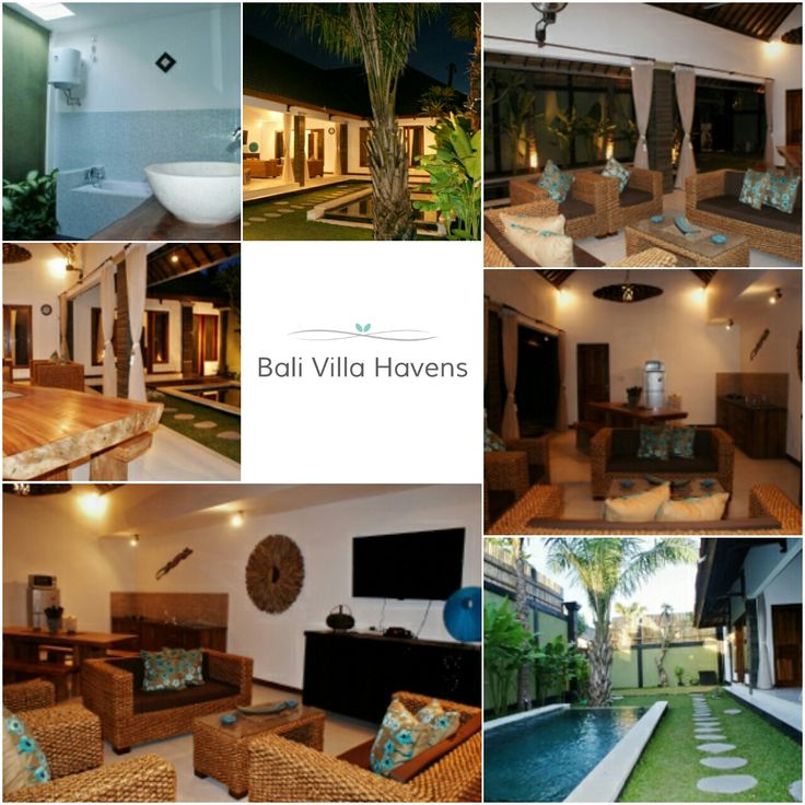 Spacious 7 Bedroom Holiday Villa - Villa CRIS & Villa JES in LEGIAN – Private Pools, Daily Breakfast – AUD 430 includes 12 pp each villa – https://www.balivillahavens.com/villa-cris--jes---7-bed.html