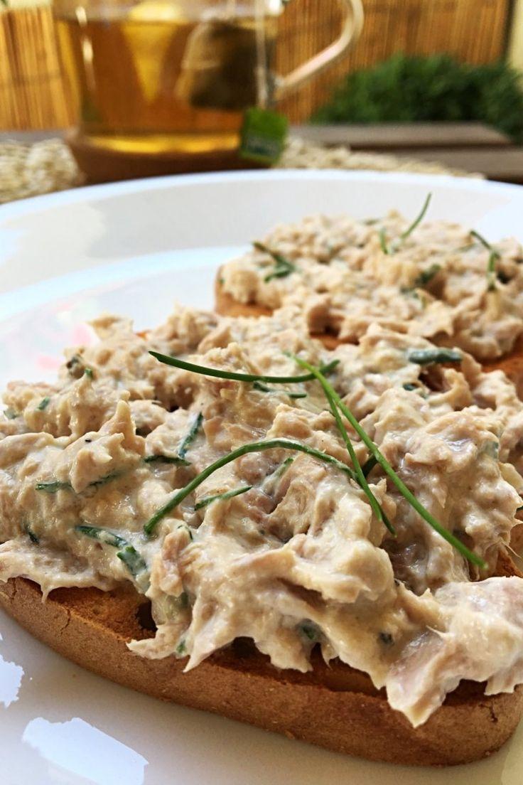 Tavaszi tonhalkrém – GastroHobbi