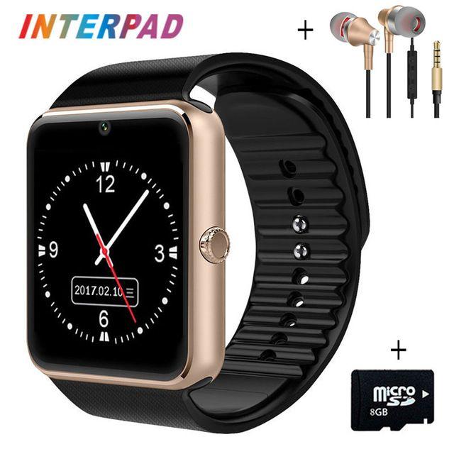 Deals For $11.88, Buy Bluetooth Smart Watch GT08 Clock Hours Smartwatch With Sim TF Card Camera For Samsung Huawei Xiaomi LG HTC Sony PK A1 DZ09 U8