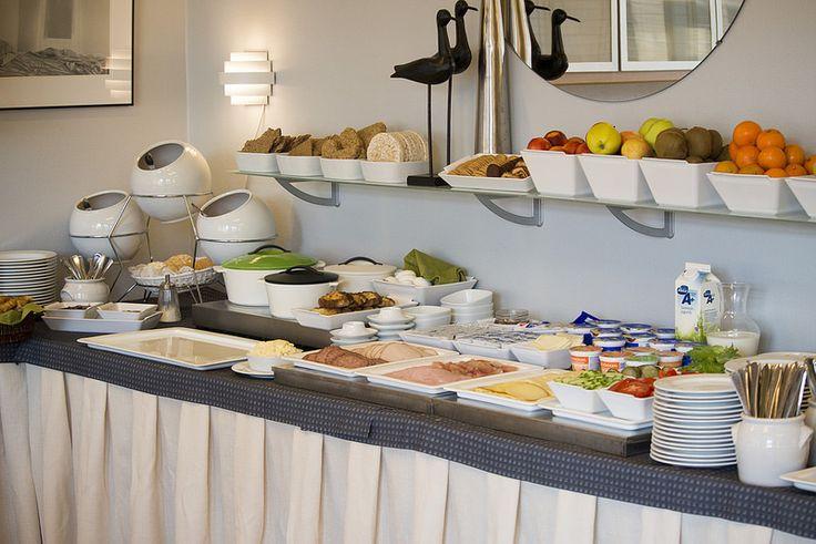 Breakfast, Hotelli Lohja | by visitsouthcoastfinland #visitsouthcoastfinland #hotellilohja #hotelli #Lohja #breakfast #food