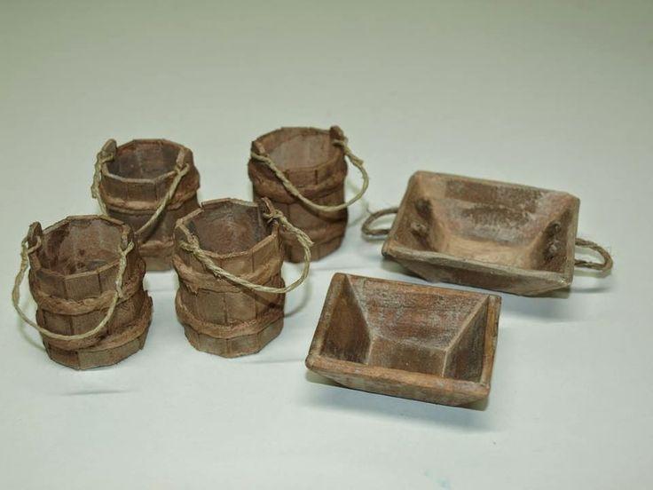 Creaciones Istillarty: Miniaturas artesanales para el Belén